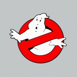 T-shirt Ghostbusters original gray