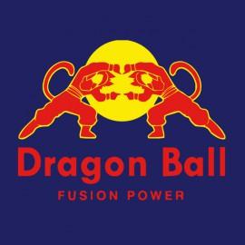 Tee shirt Dragon Ball - Bleu