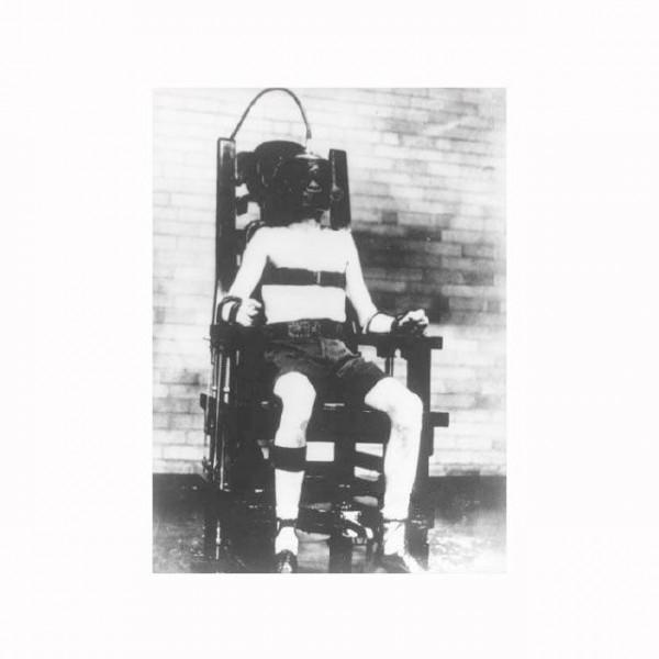 shirt chaise 233 lectrique peine de mort blanc