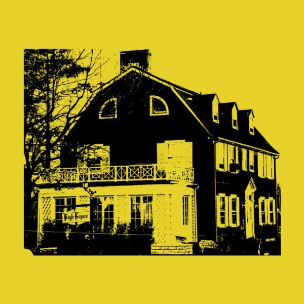 Tee shirt amityville la maison du diable jaune for Amityville la maison du diable streaming