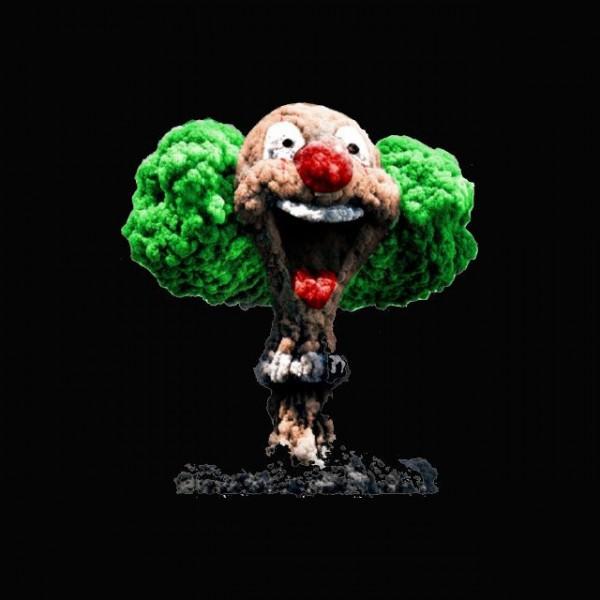 Pin Mushroom Clown Nuclear 1920x1080 Hd Wallpaper Jootix ...