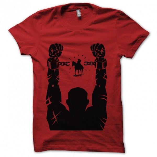 Django Unchained Shirt Original Red