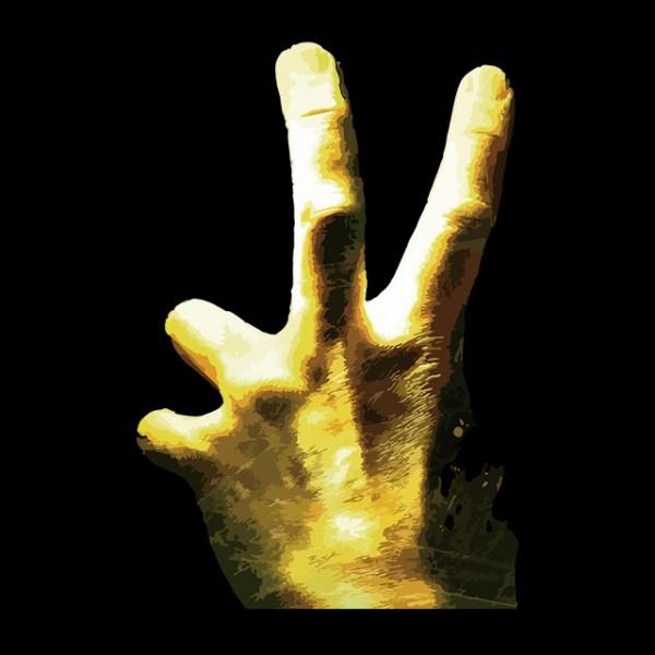 zombie hands left - photo #3