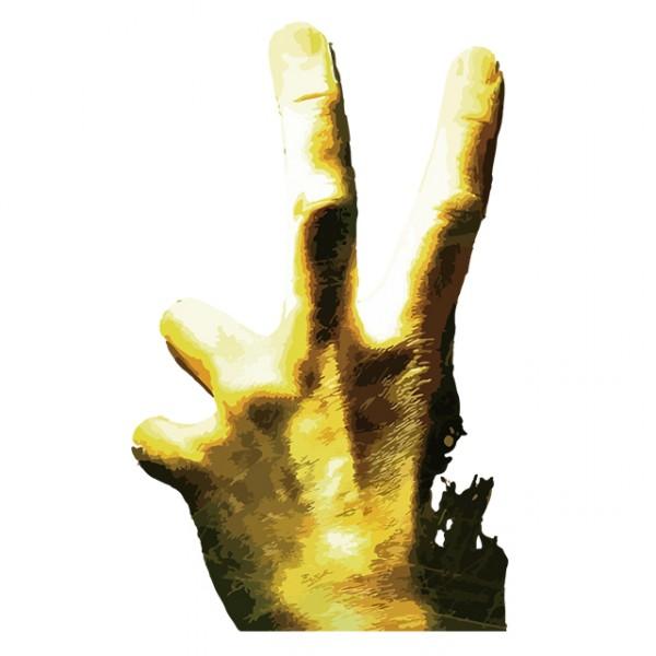 zombie hands left - photo #45