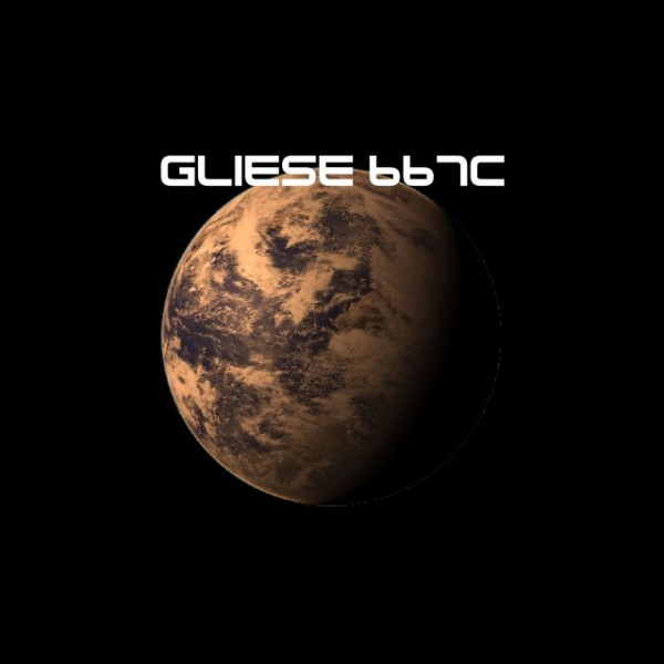 In 667 Gliese Scopuis - Pics about space