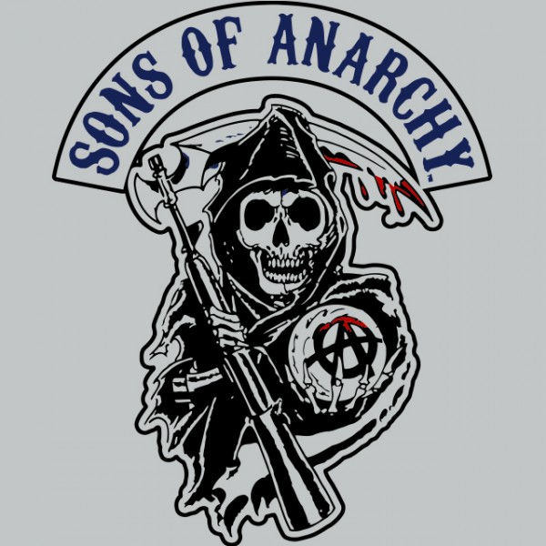the gallery for gt sons of anarchy reaper vector