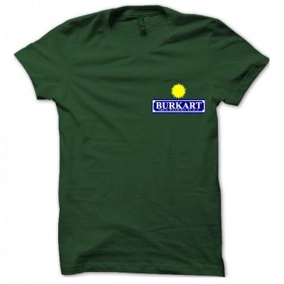 tee shirt burkart parodie ricard vert. Black Bedroom Furniture Sets. Home Design Ideas