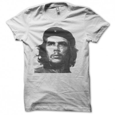 che guevara tee shirt white. Black Bedroom Furniture Sets. Home Design Ideas
