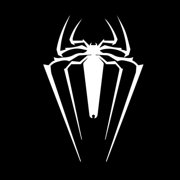 Black spiderman symbol - photo#16