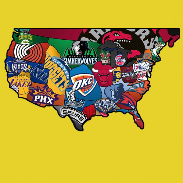 map usa nba - 28 images - nbateam map 第10页 点力图库, nba map about ...