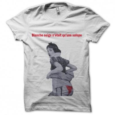 salope katsumi tee shirt salope