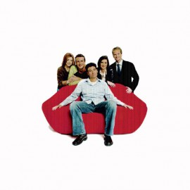 T-shirt How i met your mother sofa white