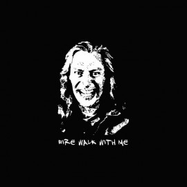 Tee shirt Twin Peaks Fire walk with me Bob black
