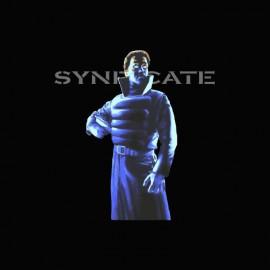 camiseta Syndicate oldies negro