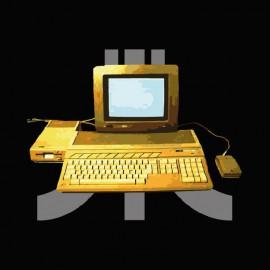 Tee shirt Atari STF noir