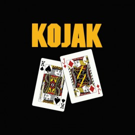 T-shirt Poker King Jack-Ass pair Kojak black