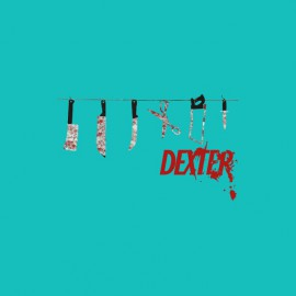 T-shirt Dexter Toolkit turquoise