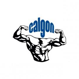 Tee shirt Bodybuilding Calgon parodie Faruggia blanc