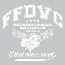 Federación francés de viejos pedos