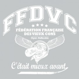 French Federation of old farts