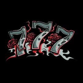 777 camisa de la suerte