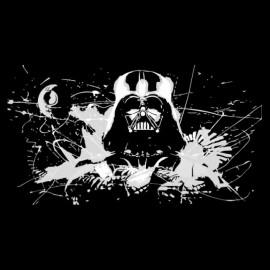 Tee Shirt Dark Vador Graphique Noir Tee Shirt Dark Vador Graphique Noir