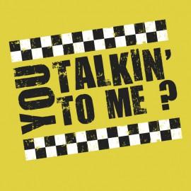 estás hablando a mí? - taxista