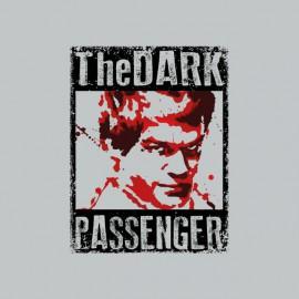 T-shirt Dexter Dark Passenger gray