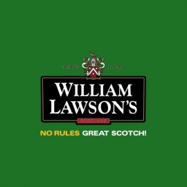 T-shirt William Lawson scotch green