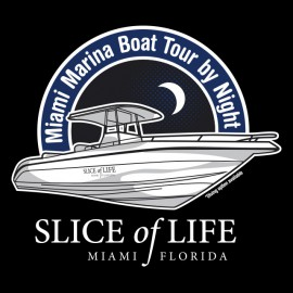 Slice of life Boat tour