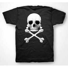 Harlock.Skull.mini Capitán Harlock-back +