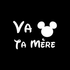 Mickey va a vuestra madre