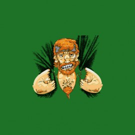 shirt chuck norris green edgy