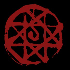 Sangre negro camiseta
