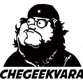 tee shirt chegeekvara noir