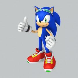 T-shirt Sonic Slate