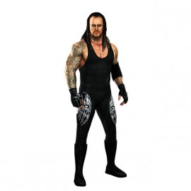 undertaker white shirt