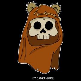 Dead Ewok