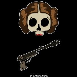 Leia muertos