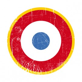 Tee Shirt The Who - The Who - roundel France - White