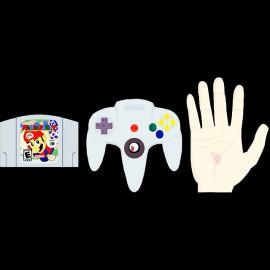 camisa de Super Mario juego de consola negro