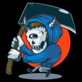 tee shirt the killer