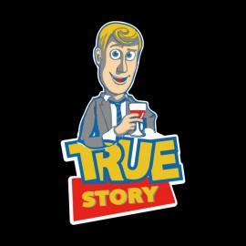 own true story barney stinson