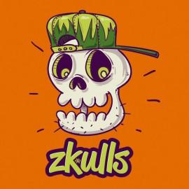 Camisa anaranjada Zkulls1