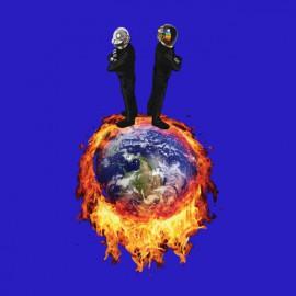 shirt daft punk ignites the blue earth