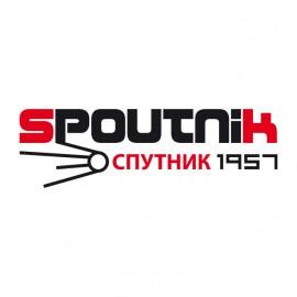 Camiseta blanca Sputnik