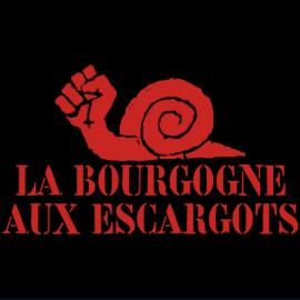 Burgundy snails