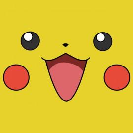 Pokemon Pikachu camisa amarilla