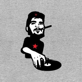 Che Guevara camiseta en color gris platino