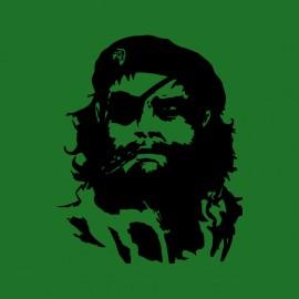 camisa verde che matalgear